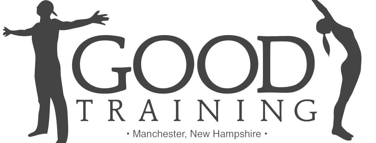 Logo Good Training By Mike
